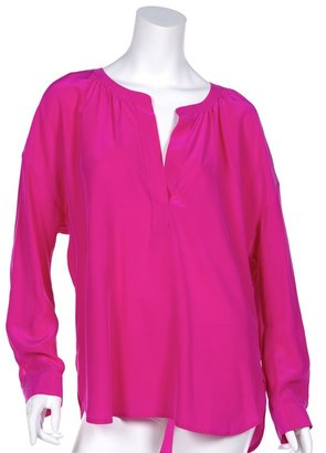 Vince Camuto Split Neck Tunic