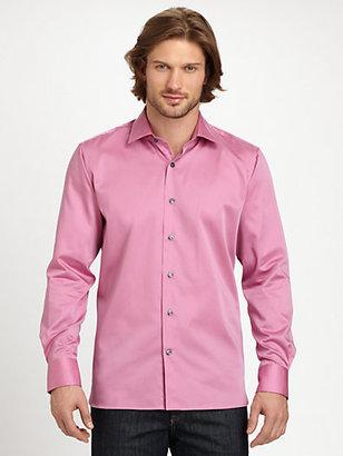 Saks Fifth Avenue Cotton Sportshirt