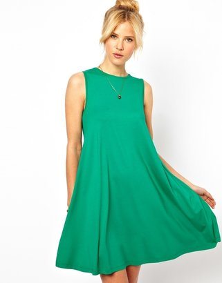 Asos Sleeveless Swing Dress.