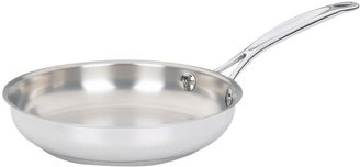 Cuisinart Chef's Classic 8 in. Open Skillet in Stainless