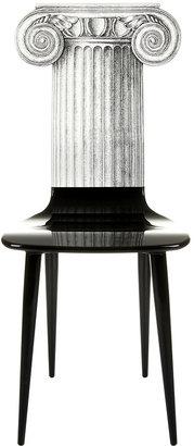 Fornasetti Capitello Jonico Chair