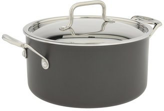Cuisinart MultiClad Unlimited 6-Qt. Stockpot (Black) - Home