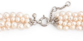 J.Crew Freshwater pearl hammock necklace