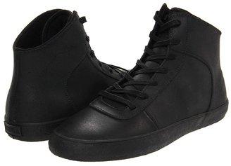 Supra Cuttler (Black/Black) - Footwear