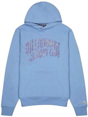 Billionaire Boys Club Blue Logo-print Cotton Sweatshirt