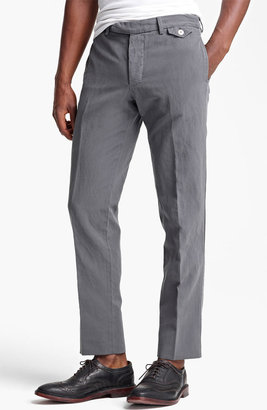 Michael Bastian Garment Dyed Trousers