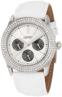 ESPRIT Women's ES103822001 Peony Multifunction Watch $130 thestylecure.com