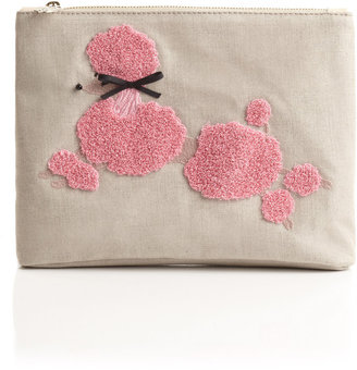Charlotte Olympia Pink Poodle Purse