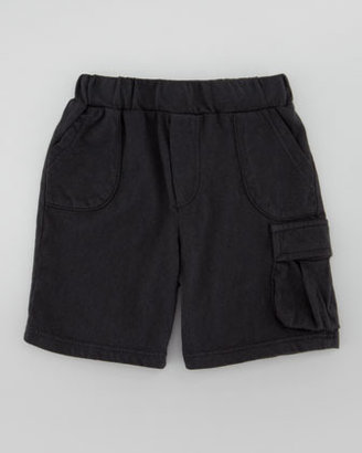 Splendid Littles Jersey Cargo Shorts