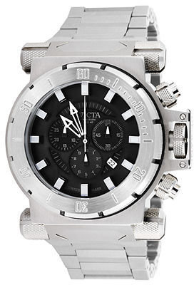 Invicta Watch, Men's Swiss Chronograph Coalition Forces Stainless Steel Bracelet 51mm 1938