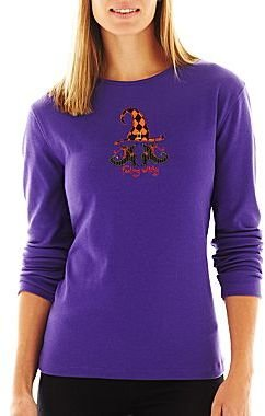 JCPenney Halloween Graphic Tee