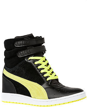 Puma The Sky Wedge Sneaker
