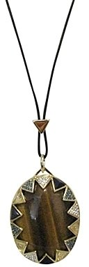 Kitson House Of Harlow 1960 - Tiger Eye Necklace**Backorder**