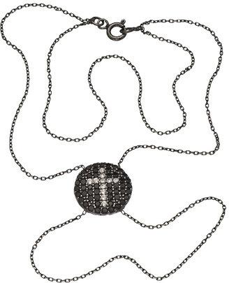 Belair Gold Design Onyx Cross Harem Bracelet