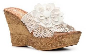 Spring Step Patrizia by Extravagant Wedge Sandal