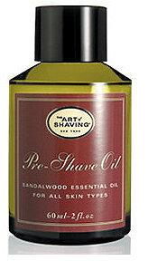 The Art of Shaving Sandalwood Pre-Shave Oil, 2 oz.