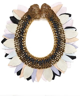 Lizzie Fortunato Monet's Garden Necklace