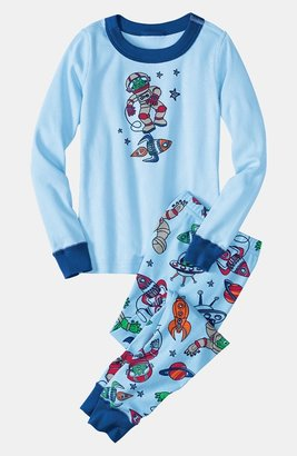Hanna Andersson Fitted Organic Cotton Pajamas (Big Boys)