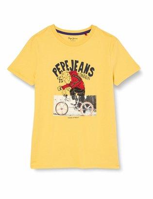 Pepe Jeans Boy's Jonathan T-Shirt