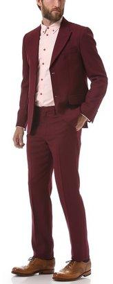 Marc by Marc Jacobs Travis 2 Button Suit Jacket