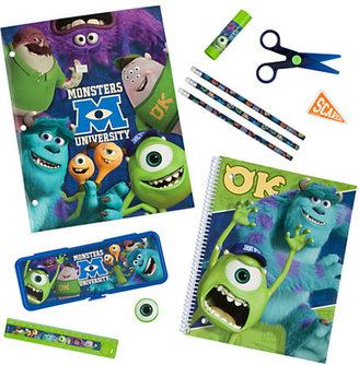 Disney Monsters University School Supply Kit