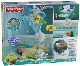 Fisher-Price 2-in-1 Projection Mobile - Precious Planet