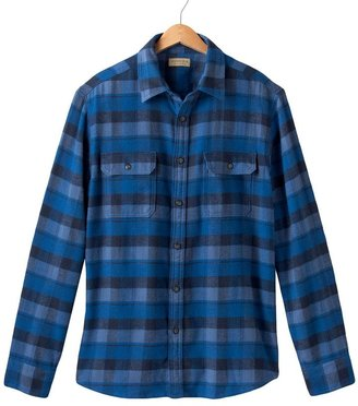 Sonoma life + style ® plaid flannel casual button-down shirt