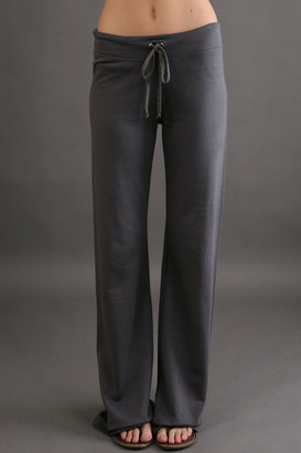 Hard Tail Lounge Pant in Military