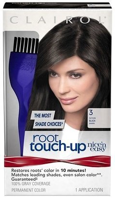 Clairol Nice 'N Easy Root Touch-Up Nice N Easy Root Touch Up - Black