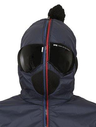 Total Zip Up Nylon Casual Jacket