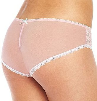 JCPenney Cosmopolitan Chantilly Lace Cheeky Panties