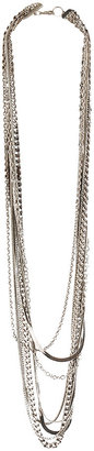 Forever 21 Serpentine Chains