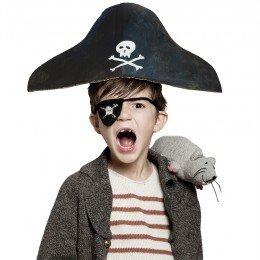 Oeuf Knitted Pirate Eye Patch