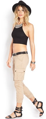 Forever 21 In Command Cargo Joggers