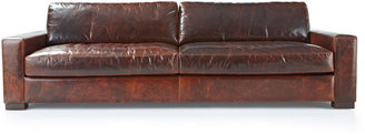 Signature Leather 108 Sofa