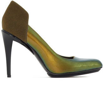 3.1 Phillip Lim Aurora Pump In Gold