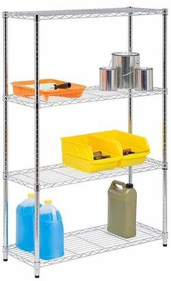 Honey-Can-Do 4-Tier Shelving Unit