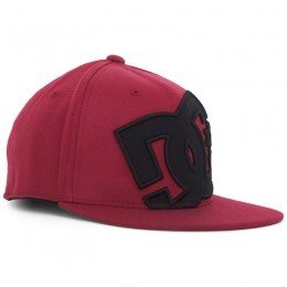 DC Red Branded Cap
