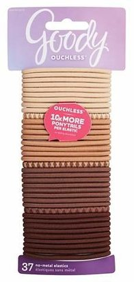 Goody Ouchless 4mm Elastics Blondie - 37ct