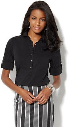New York & Co. Madison Popover Shirt