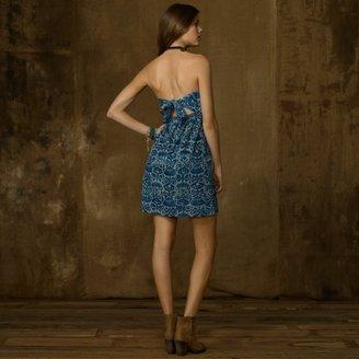 Denim & Supply Ralph Lauren Twist-Top Jersey Dress