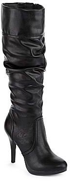 JCPenney Worthington® Casper Tall Slouch Boots