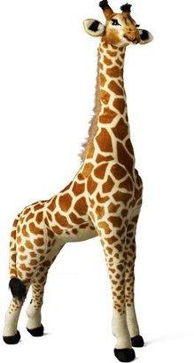 Melissa & Doug Giant Stuffed Giraffe $100 thestylecure.com