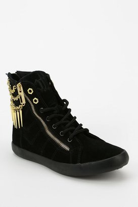 Urban Outfitters Cute To The Core Bond Spike-Stud High-Top Sneaker