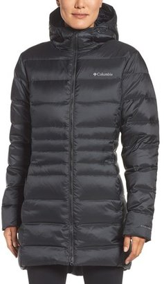 Women's Columbia 'Hellfire' Down Jacket $220 thestylecure.com