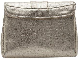 Lauren Merkin 'Caroline' metallic clutch