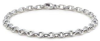 Tiffany & Co. Doughnut link bracelet