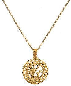 Maya Brenner Scorpio Zodiac Pendant