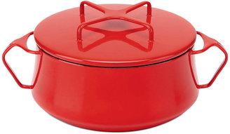 Dansk Cookware, 2 Qt Kobenstyle Red Casserole