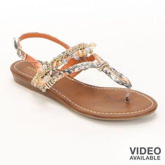 UNIONBAY shiloh thong sandals - women